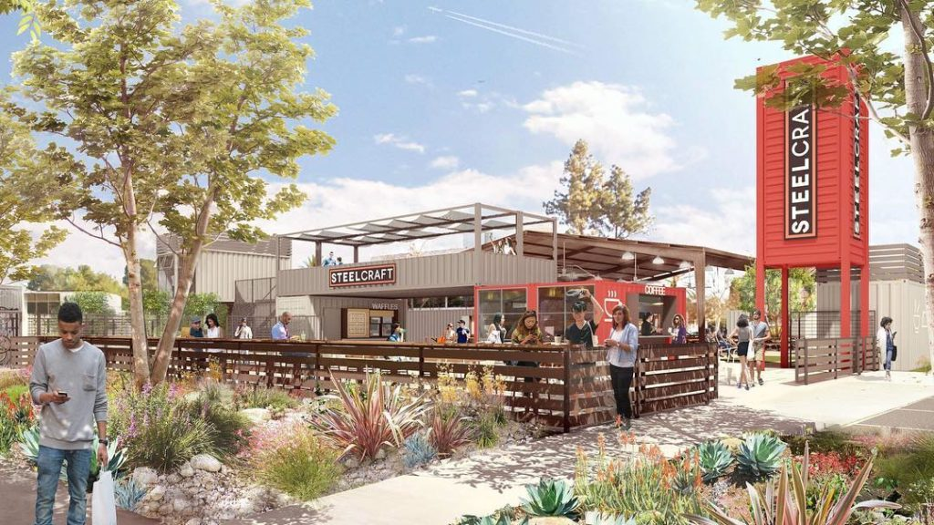 SteelCraft Garden Grove rendering